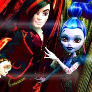Diorama - SDCC former villains