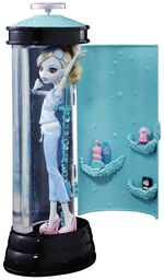 Doll stockphotography - Dead Tired Hydration Station II
