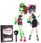 Doll stockphotography - Zombie Shake Venus and Rochelle I