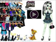 Stardoll - Scaris City of Frights Frankie