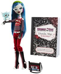 Doll stockphotography - Basic Ghoulia