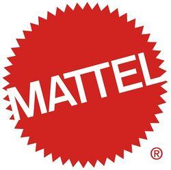 Logo - Mattel