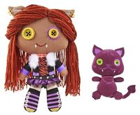 Friends - Clawdeen and Crescent