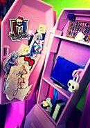 Diorama - Heath's locker