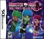 Skultimate Roller Maze - DS cover