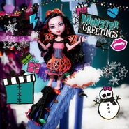 Diorama - Dracubecca's Monser Greetings