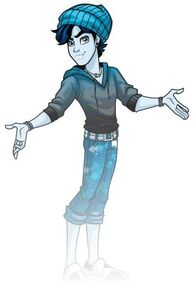 Profile art - New Scaremester Invisi Billy II
