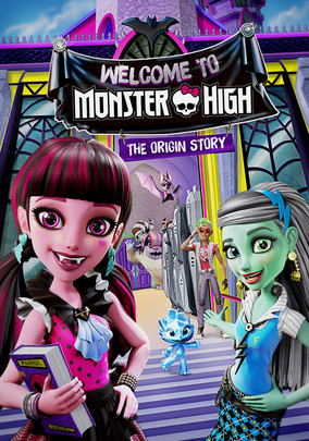 Welcome To Monster High Tv Special Monster High Wiki Fandom Powered By Wikia