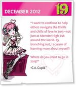 2013 screams - C.A. Cupid