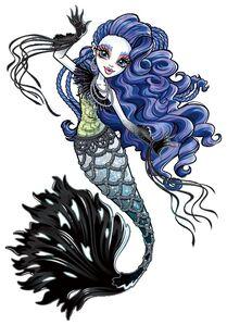 Profile art - Sirena