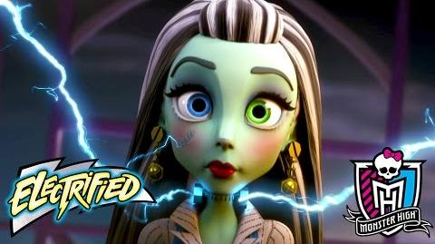 "Monster High ""Electrified"" Official Movie Trailer Monster High"