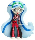 Vinyl figure stockphotography - Basic Ghoulia