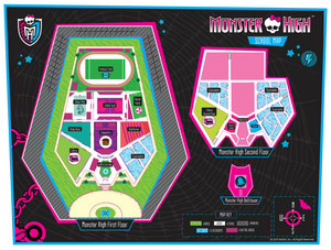 MH School Map