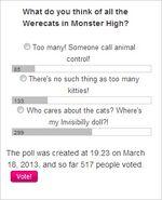 MHWiki polls - poll11