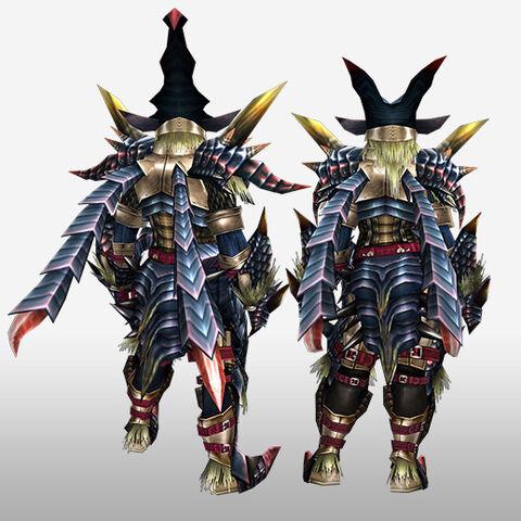 File:FrontierGen-Beru G Armor (Blademaster) (Back) Render.jpg