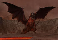 MHFU-Crimson Fatalis Screenshot 001