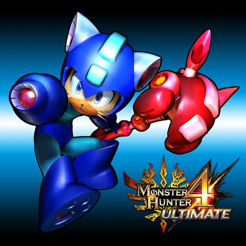 File:MH4U-Mega Man Collaboration Screenshot 001.png
