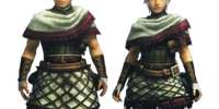 MH3: Gunner Armors (old)