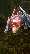 MHSP2-Silverwind Nargacuga Screenshot 003