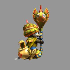 MH4-Palico Equipment Render 003
