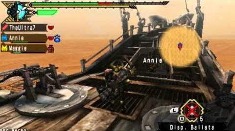 23° guia monster hunter portable 3 jhen mohran (español-latino)
