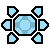 File:MH4G-Armor Sphere Icon Light Blue.png