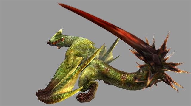 File:MHP3-Green Nargacuga Render 001.jpg