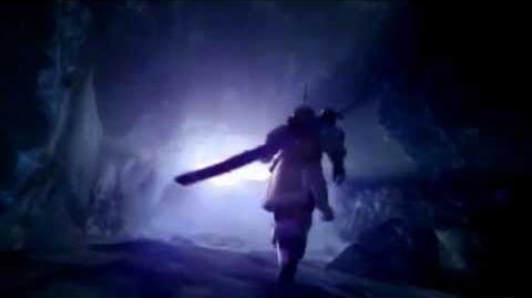 Monster Hunter Portable 2 Intro Cinematic