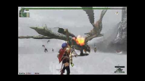 Monster Hunter Frontier - HR91 Doragyurosu Showcase 「ドラギュロス」 Part 2 2