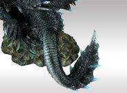 Capcom Figure Builder Creator's Model Abyssal Lagiacrus 006