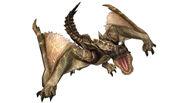 MHP3-Brute Tigrex Render 001