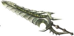 FrontierGen-Great Sword 015 Low Quality Render 001