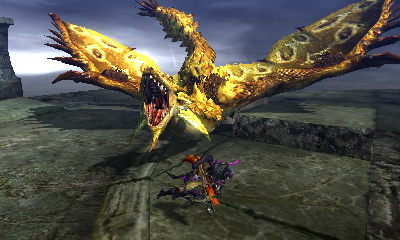 File:MH4-Gold Rathian Screenshot 002.jpg