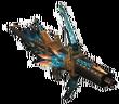 MH4-Light Bowgun Render 024