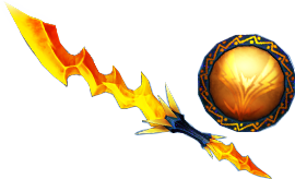 MH4U-Sword and Shield Render 999