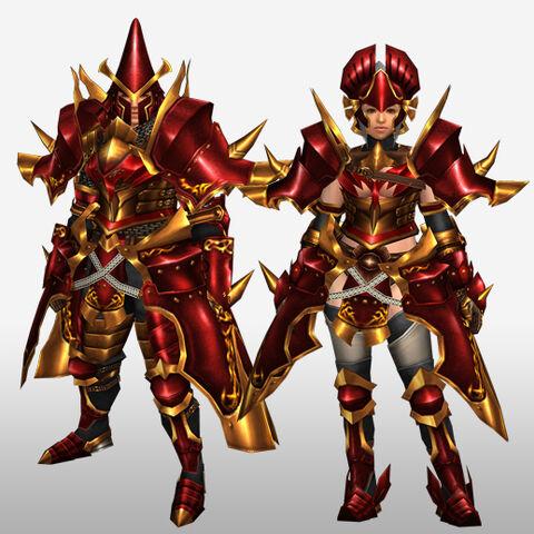 File:MHFG-Suzaku Tojin G Armor (Blademaster) Render.jpg