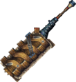 MHP3-Hunting Horn Render 002