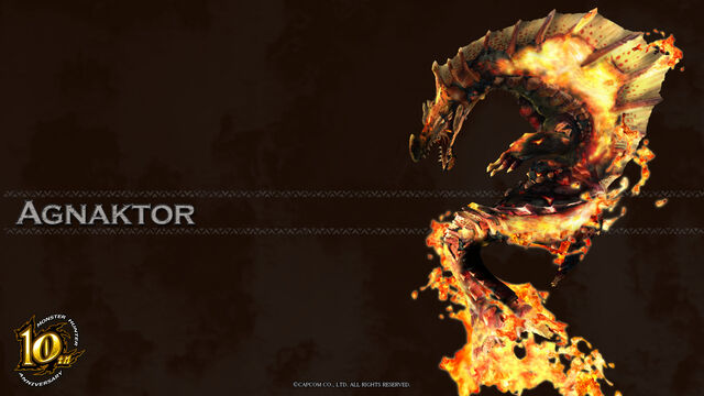 File:MH 10th Anniversary-Agnaktor Wallpaper 001.jpg