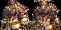 Vespoid S Armor (Gun)