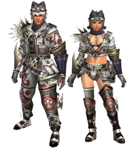 MHFO Booster Pack 008 Armor