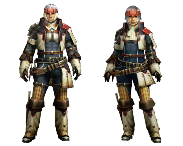 File:MH4-Derring Armor (Both) Render 001.png