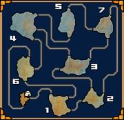 MHO-Clamorous Ridge Map