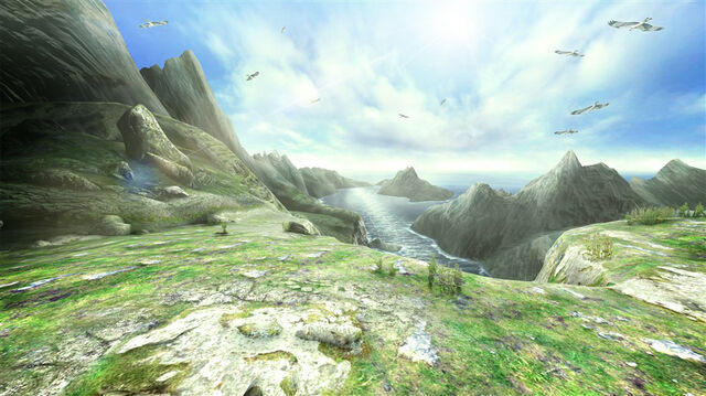 File:MHGen-Deserted Island Screenshot 001.jpg