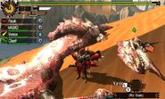 MH4U-Pink Rathian Screenshot 012