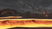 MHFU-Old Volcano Screenshot 007