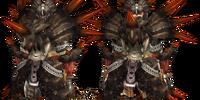 Monoblos X Armor (Blade)