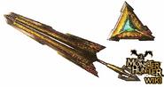 Ancient Gunlance
