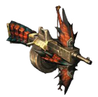 MH4-Light Bowgun Render 003