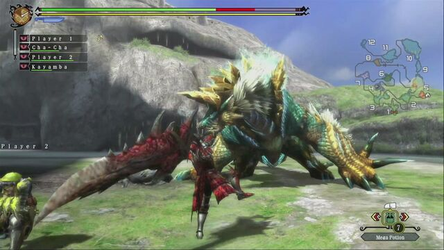 File:MH3U Zinogre vs hunter 02.jpg