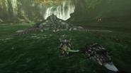 MHP3-Silver Rathalos Screenshot 020